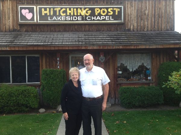 Hitching Post Lakeside Chapel